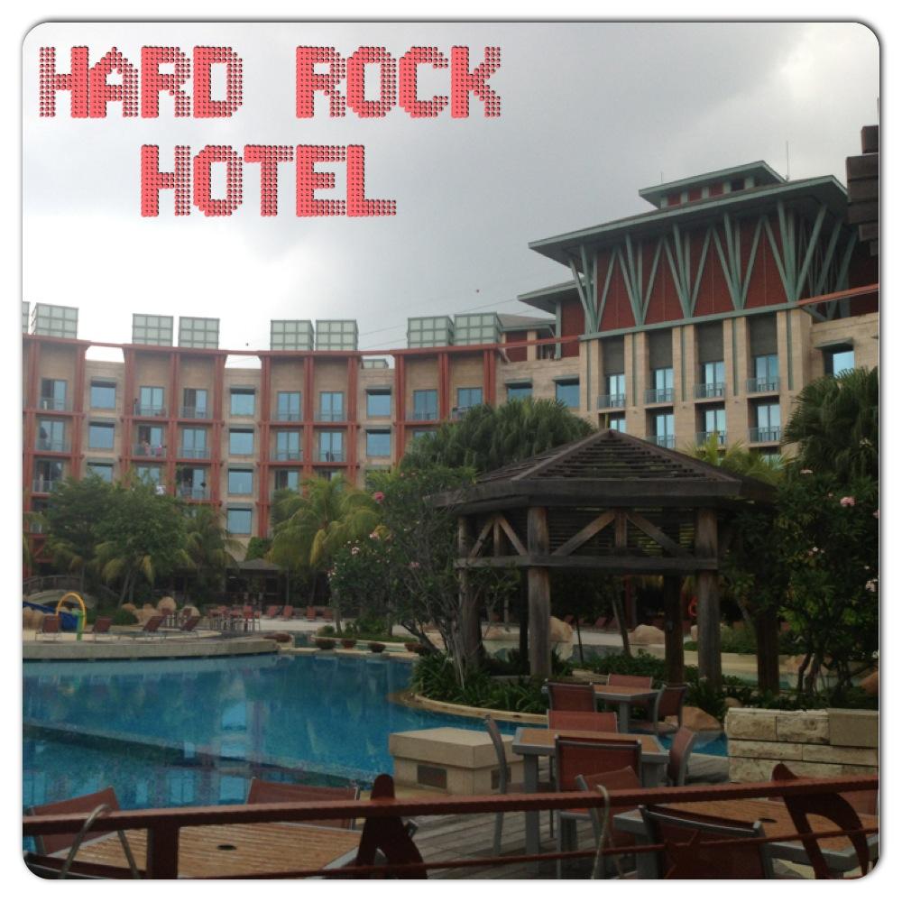 Peary Land: 【新加坡/馬來西亞】Part 3: Hard Rock Hotel / Toast Box / Mid Valley / Marutama Ra-men / Pavilion